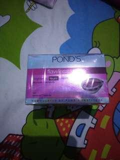 Ponds Flawless White Night Cream 50ml