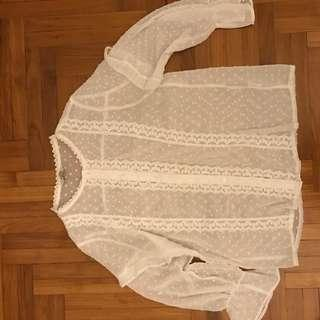 Shiffon blouse