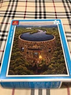 🚚 Pintoo 500pcs Jigsaw Puzzle