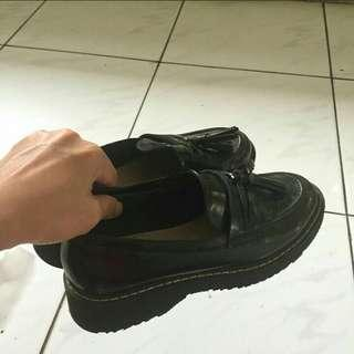 Pull and bear loafer