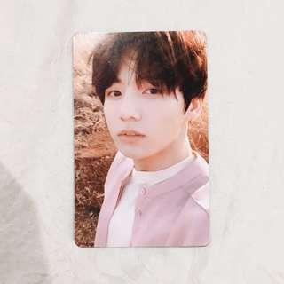 BTS Jungkook Love Yourself Tear 'Y' Version Photocard