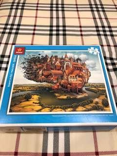 Pintoo 500pcs Jigsaw Puzzle - (Jacek Yerba - City is landing)