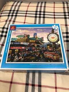Pintoo 500pcs Jigsaw puzzle - Fisherman's Wharf