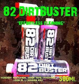 82 DIRT BUSTER