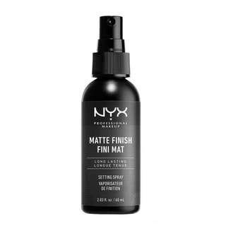 (包平郵)NYX Professional Makeup Setting Spray - Matte 60ml
