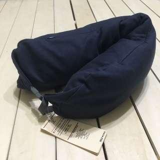 無印良品 MUJI 貼身靠枕 微粒貼身靠枕 飛機枕
