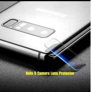 Samsung Note 9 Camera Lens Protector