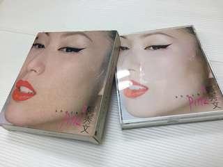 鄭秀文 - Pink CD+VCD 套裝 (靚)