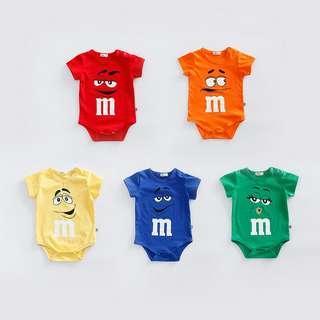 限時優惠**M&M babies 66-90碼 男女bb夾衣
