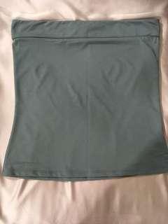 Brand NEW gray tube top