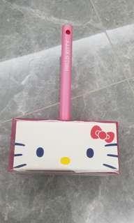 韓版 sanrio Hello kitty 除塵轆貼