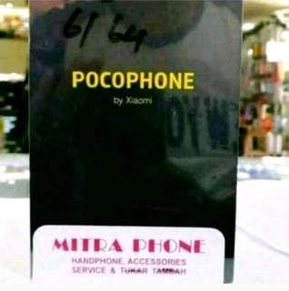 pocophone by xiaomi 4/64 bisa ciciln tanpa cc,tanpa tipu