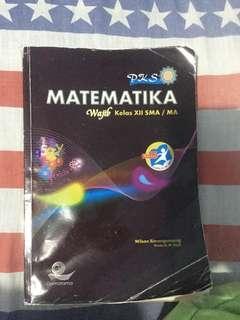 buku matematika kelas 12