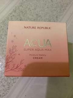 Nature Republic Aqua Moisture Watery Cream 80ml