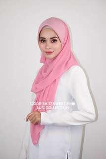 5 second instant shawl