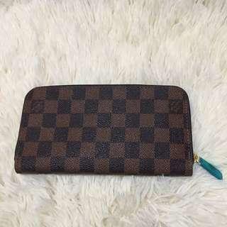 37da84ac75d1 Louis Vuitton Damier Long Wallet