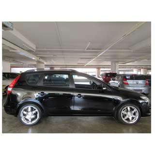 Hyundai i30 Wagon Sunroof 1.6A - Private Hire Ready