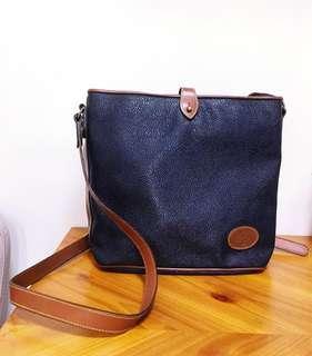Vintage Mulberry Crossbody Bag