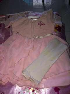 Trudance ballet costume / legging