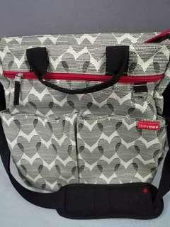Skip Hop Diaper Bag Duo Signature #SSV8