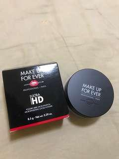 New authentic Make Up For ever HD powder