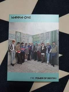Wanna One( Power of Destiny-Romance)
