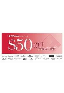 Robinsons Voucher $600 value