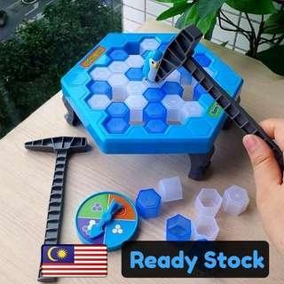READY STOCK Penguin Icebreaker Family Game