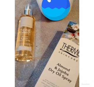 Therme Skincare Body Dry Oil Spray 125ml