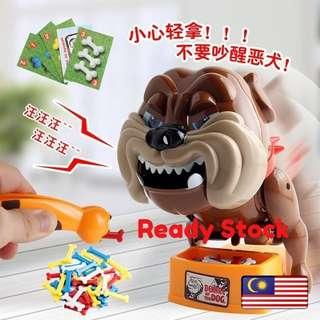 READY STOCK The Mad Dog Toy Family Game