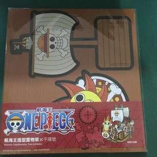 海賊王 one piece 紙船
