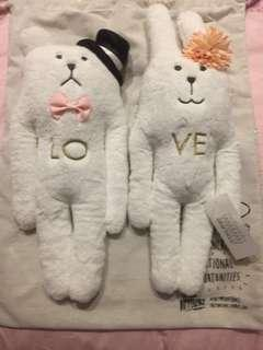 Cute Wedding toy ( one pair )