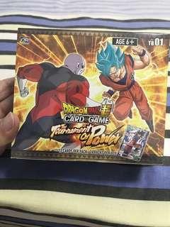 Dragonball Super TCG Tournament of Power Booster Box