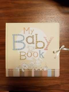 My Baby Book (Marks and Spencer)