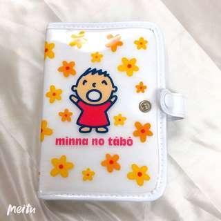 大口仔 Minna No Tabo 六孔活頁多格記事簿(Sanrio)