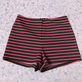 Kitchen Brand Bottom pink & black line