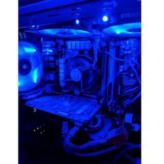 Desktop Parts - Motherboard MSI H77MA-G43 i5 - 3450 @3.1GHZ GPU Zotac 960