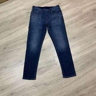 Men's Uniqlo EZY jeans size M