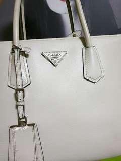 Authentic Prada Saffiano Cuir Bag