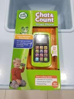 🚚 Leap Frog Phone