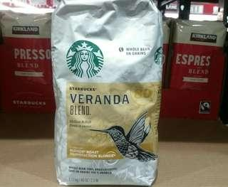 🚚 STARBUCKS星巴克黃金烘焙綜合咖啡豆