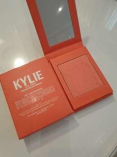 Kylie cosmetic blush- Hot and bothered