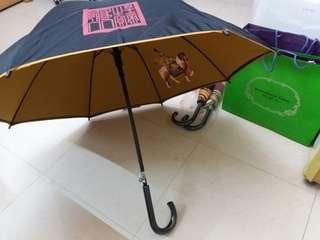 上海灘絕版經典高級雨傘(全新)