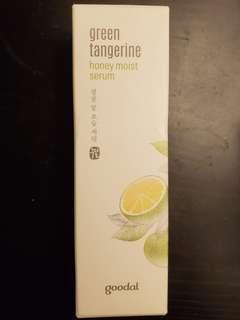 Goodal green tangerine honey moist serum
