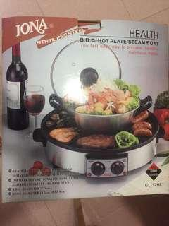 IONA BBQ Hot Plate/Steamboat