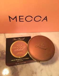 Too Faced - Milk Chocolate Soleil Matte Bronzer