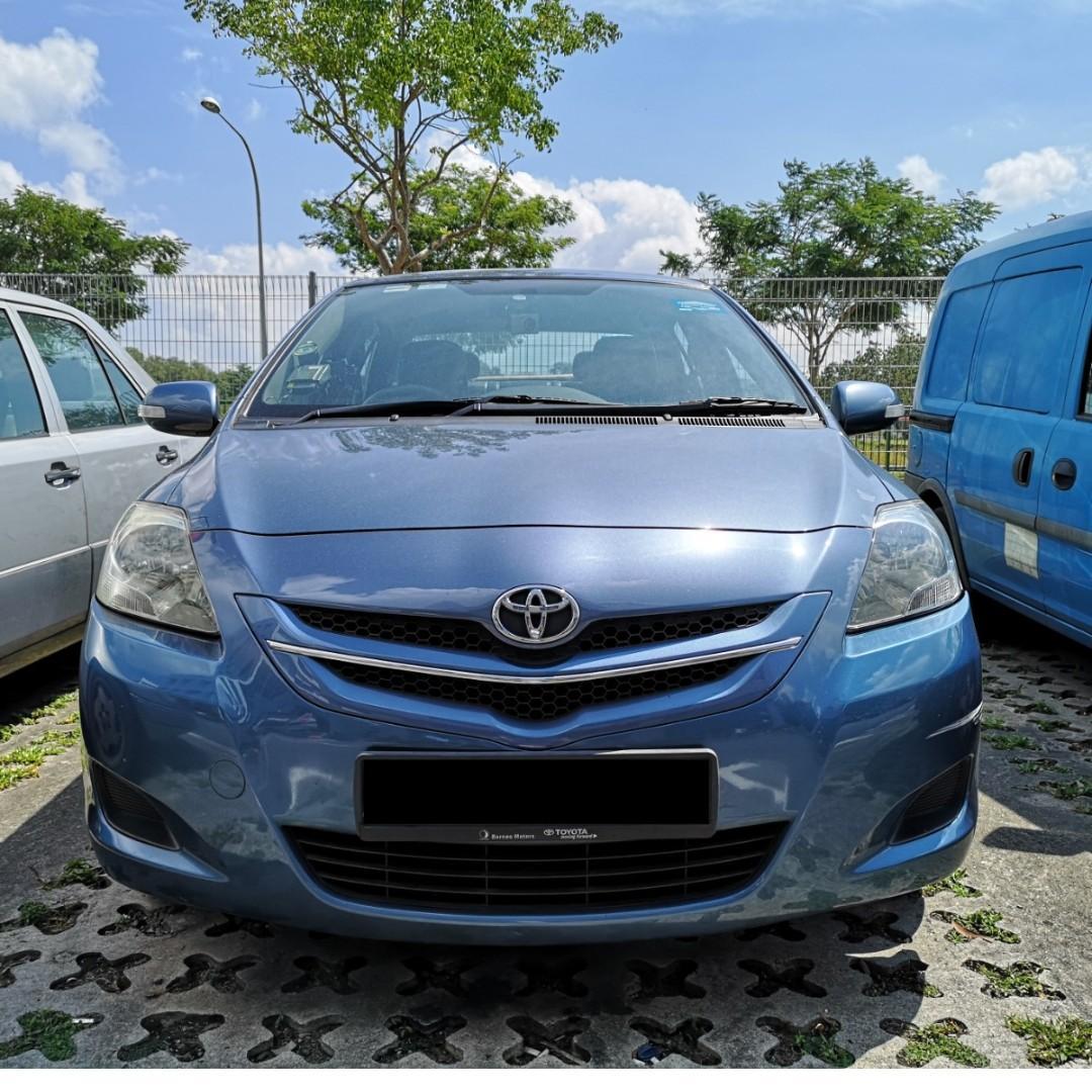 ✅3 Month Toyota Vios( Personal-Grab-Gojek )