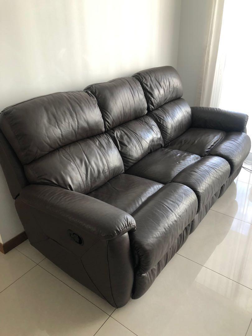 3 seater sofa recliner