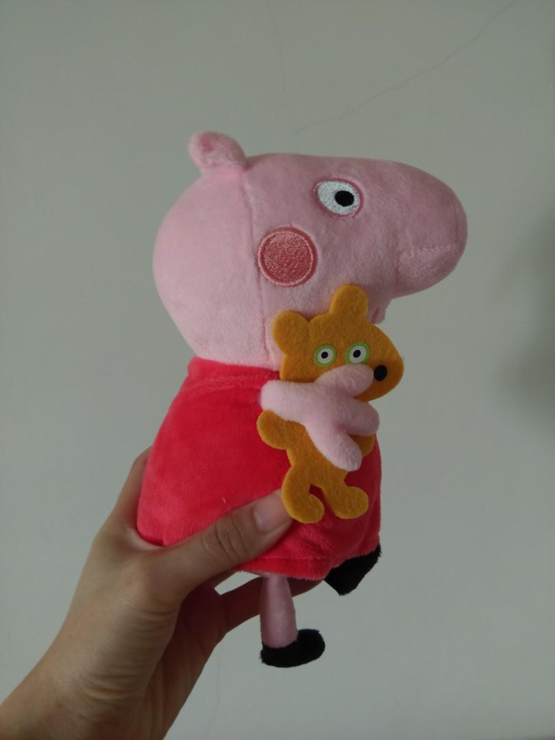 佩佩豬娃娃/粉紅豬小妹