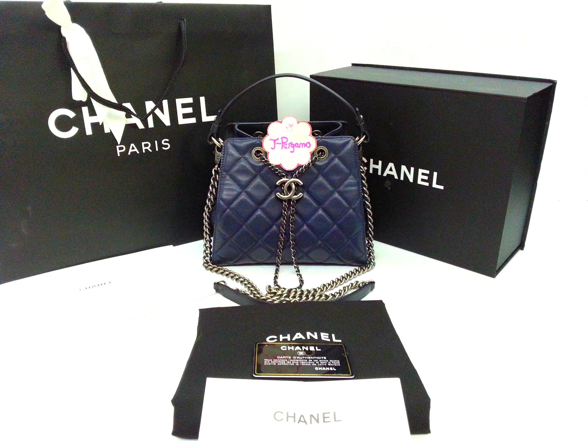 Authentic Chanel Quilted Accordion Small Bag {{Only For Sale}} ** No Trade ** {{Fixed Price Non-Neg}} ** 定价 **